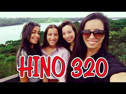 Hino 320 CCB - Que Prazer É Andar Com Cristo - Familia Nogueira