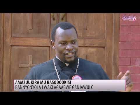 Ab'ekannisa  yab'othodokisi  olunaku lw'okutambuza ekkubo ly'omusalaba balukuza lw'okutaano olugya