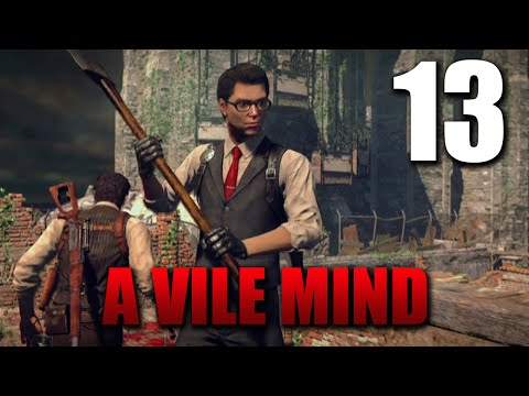 [13] A Vile Mind (Let's Play The Evil Within PC w/ GaLm)