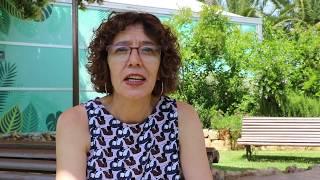 """Raquel Ricart, autora de """"Revolta en l'horta"""""""