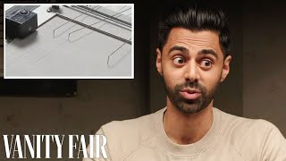 Hasan Minhaj Takes a Lie Detector Test | Vanity Fair