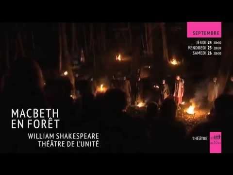 Macbeth en forêt