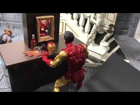 Demon In A Bottle Behind The Scenes Preview To My 80 Years Of Marvel Classic Iron Man Review