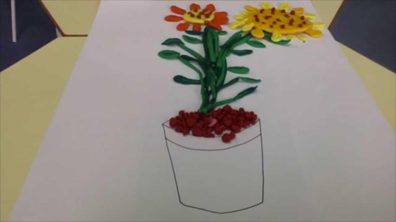 Así crecen las plantas. Educación infantil.