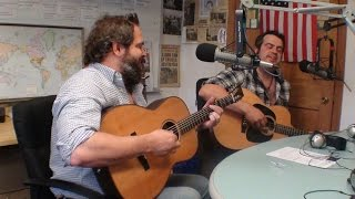 The Spain Brothers join Jim Larkin on WVBF Radio on July 26, 2015
