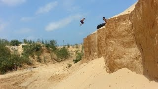 Awesome | The Best Free Run Gaza | parkour | 2013 2014