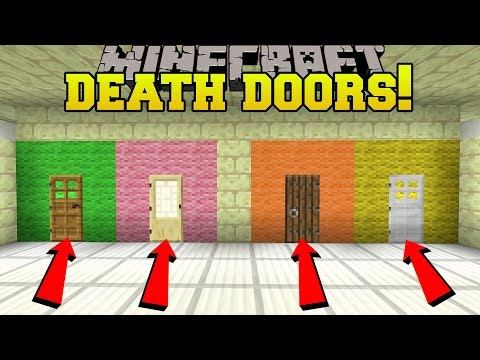 , title : 'Minecraft: CHOOSE THE RIGHT DOOR TO SURVIVE!!! - CRACK THE FAKES - Custom Map [5]'