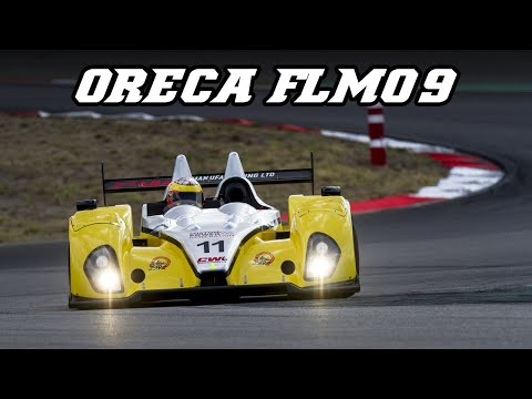 Oreca FLM09 - Chevrolet LS3 V8 fly-by sounds and downshifts (Spa & Nürburgring 2018)