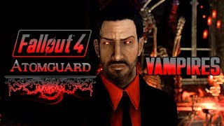 ATOMGUARD - Fallout 4's Dawnguard DLC - Xbox & PC Vampire Mod w/ Quests, Bosses, Powers & MORE!