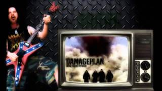 Damageplan-Blink Of An Eye (With Lyrics)