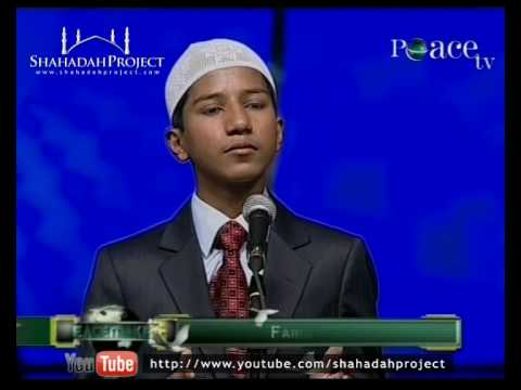 HQ: Peace Makers 2010 - Fariq Naik - Misconceptions about Islam [Part 5/9]