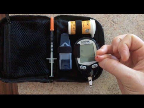 Thiophan bei Diabetes