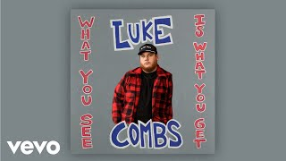 Luke Combs   What You See Is What You Get (Audio)