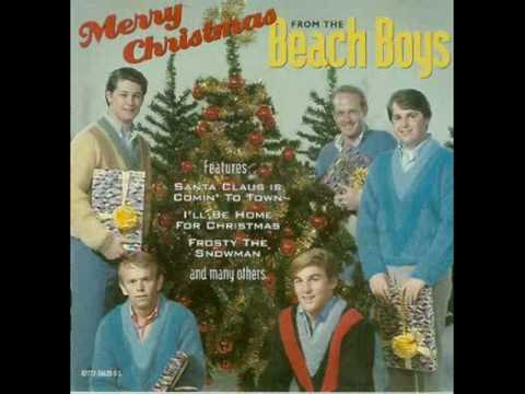 The Beach Boys - Santa Claus Is Coming To Town - Christmas Radio