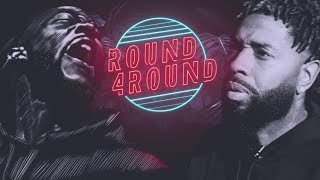 #ROUND4ROUND: TAY ROC vs AYE VERB – BRACKET 2