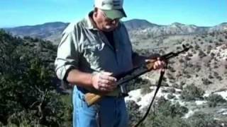 Bump Fire the AK47 - How To Make Your AK-47 Full Auto