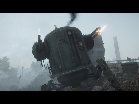 In-engine pre-Alpha footage from Iron Harvest, a real-time strategy game for PC, PlayStation 4 and Xbox One, set in the world of 1920+