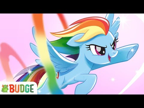 Vídeo do My Little Pony Corrida