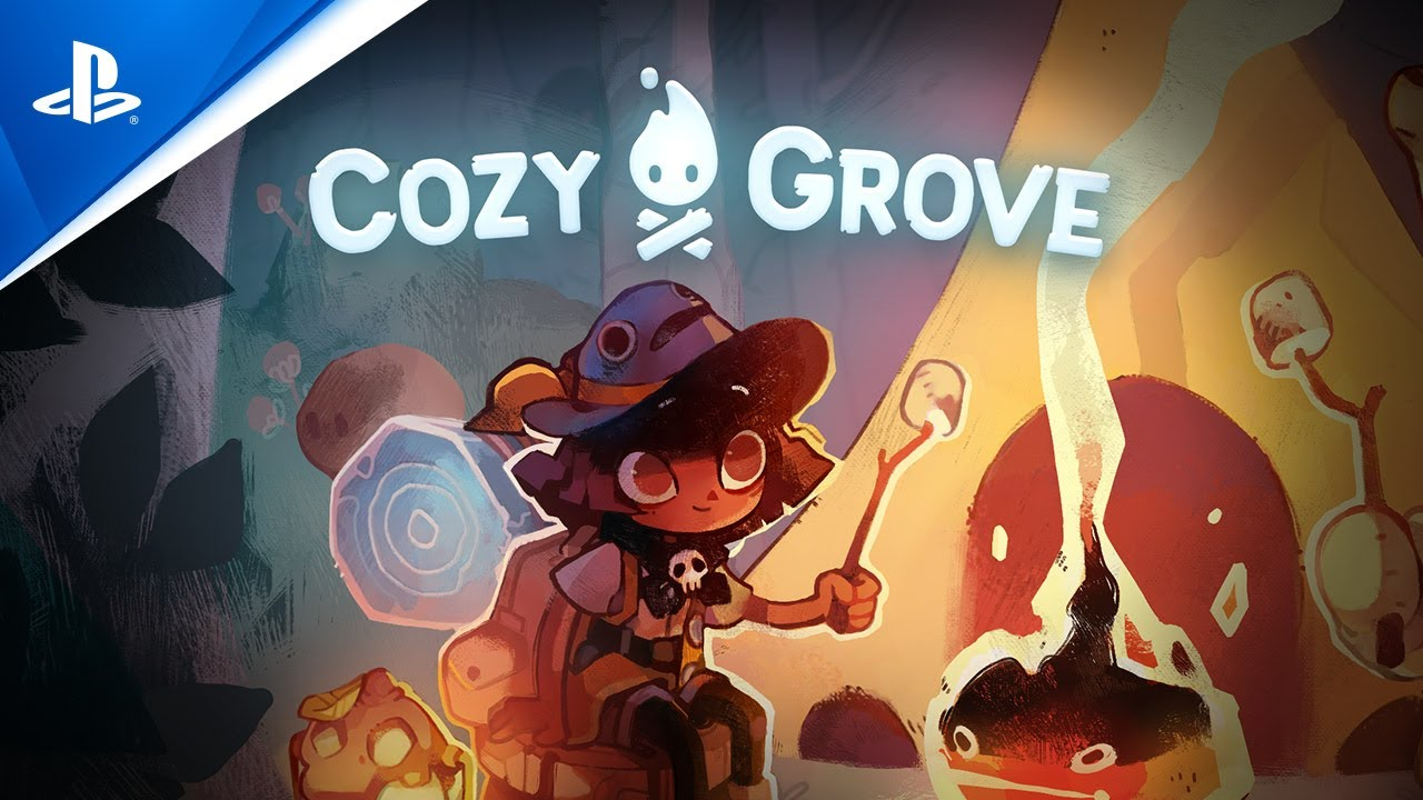 Cozy Grove docks into harbor on PS4 April 8