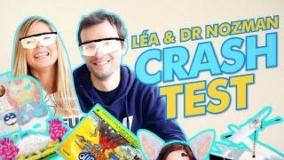 LÉA & DR NOZMAN - CRASH TEST