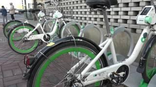 자전거, 편리하고 안전하게 이용하세요.