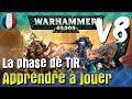 """Regardez """"Apprendre à jouer à Warhammer 40K V8 - La phase de TIR"""" sur YouTube"""