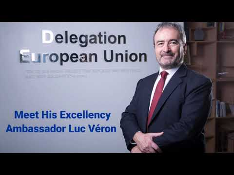 Meet His Excellency Ambassador Luc Véron