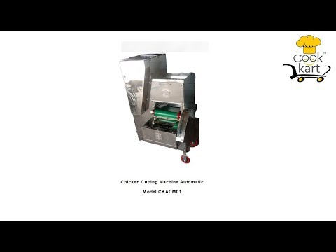 Fully Automatic Chicken Cutting Machine