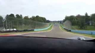 preview picture of video 'HOT LAP at the 2014 Ferrari North America Challenge at Watkins Glen'