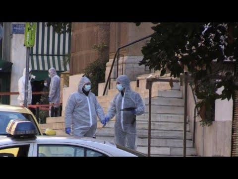 Двоє поранених у вибуху біля церкви в Афінах
