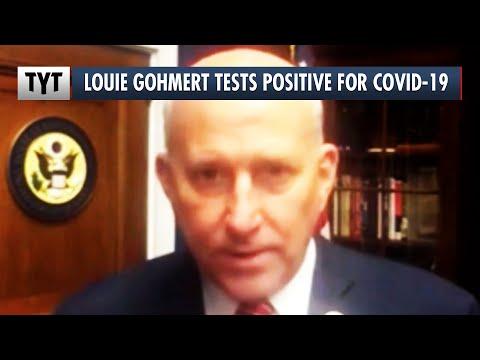 Louie Gohmert: I Got Coronavirus From Wearing A Mask