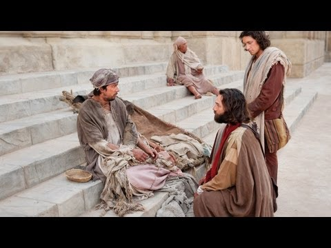Acts 3:1-10 First Steps Ever