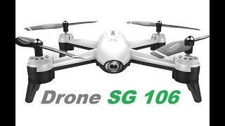Беглый Обзор и мини краш - тест Квадрокоптера SG106 RC