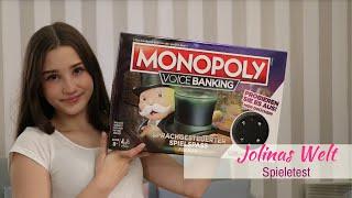 Wir spielen Monopoly Voice Banking
