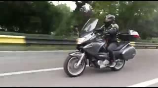 Honda Deauville NT700V City Ride