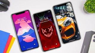 Top 10 BEST iPhone Wallpaper Apps - 2020 !
