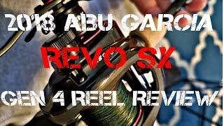 Abu garcia ambassadeur revo sx rvo3 hs-l