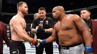 Every Heavyweight Champion in UFC History