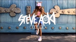 WILL SPARKS & STEVE AOKI & DEORRO / SHUFFLE BOUNCE / SEXY GIRLS DANCE VIDEO HD HQ