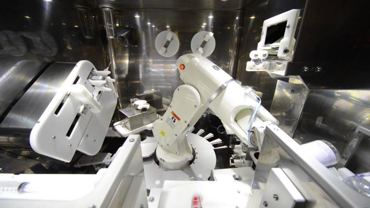 Hoe worden onze spuiten en infusen in de IV-Station robots gemaakt