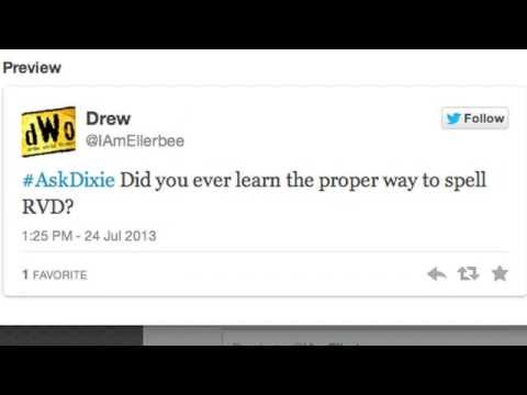 #AskDixie - the greatest hashtag in Twitter history!