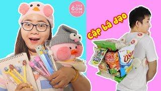 Ăn Vụng Hubba Bubba - Chiếc Cặp Bánh Kẹo Thời Trang Của Học Sinh Bá Đạo