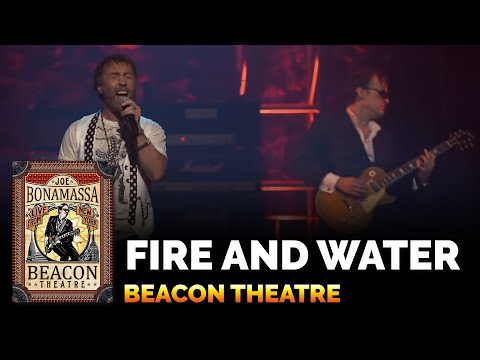 Fire and Water Live