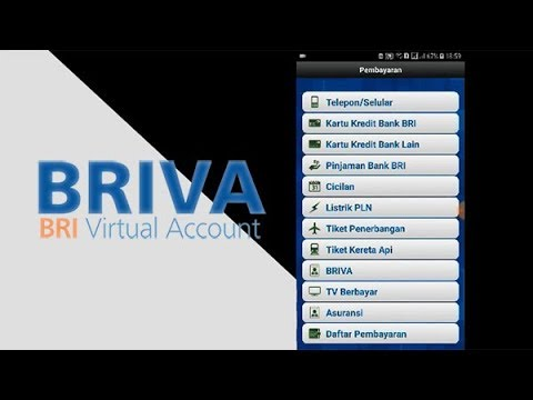 Cara Transfer BRIVA Via BRI Internet Banking