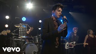Adam Lambert - Broken English (Clear Channel/iHeartRadio 2012)