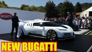 $9Million Mysterious Bugatti YOU CANNOT BUY - The Centodieci.