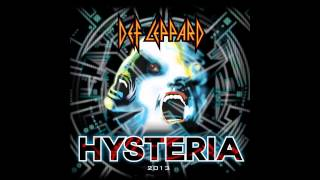 Def Leppard - Hysteria 2013 (Re-Recorded Version)