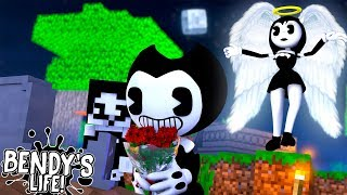 Minecraft BENDY'S LIFE - ALICE ANGEL IS BACK FROM THE DEAD AS AN ANGEL FROM HEAVEN!!