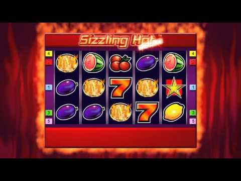 Video of Sizzling Hot™ Deluxe Slot