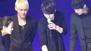 04/21롯데팬미 거짓말 탐지기 한글자막#1